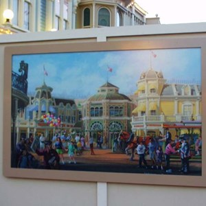 2 of 2: Main Street, U.S.A. - New look Mainstreet Emporium