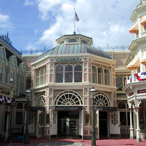 1 of 4: Main Street, U.S.A. - Main Street Emporium completed