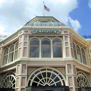 2 of 4: Main Street, U.S.A. - Main Street Emporium completed