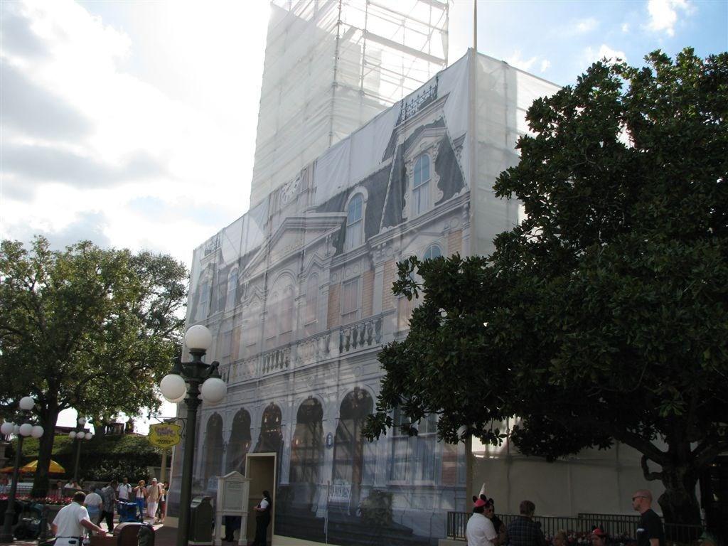 City Hall refurbishment