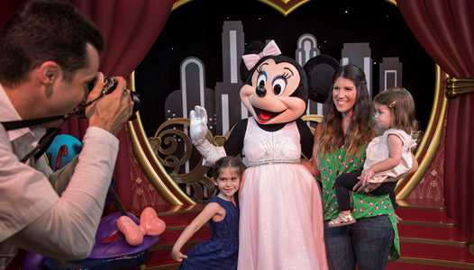 PHOTOS - 'Mickey and Minnie Starring in Red Carpet Dreams' opens later this week