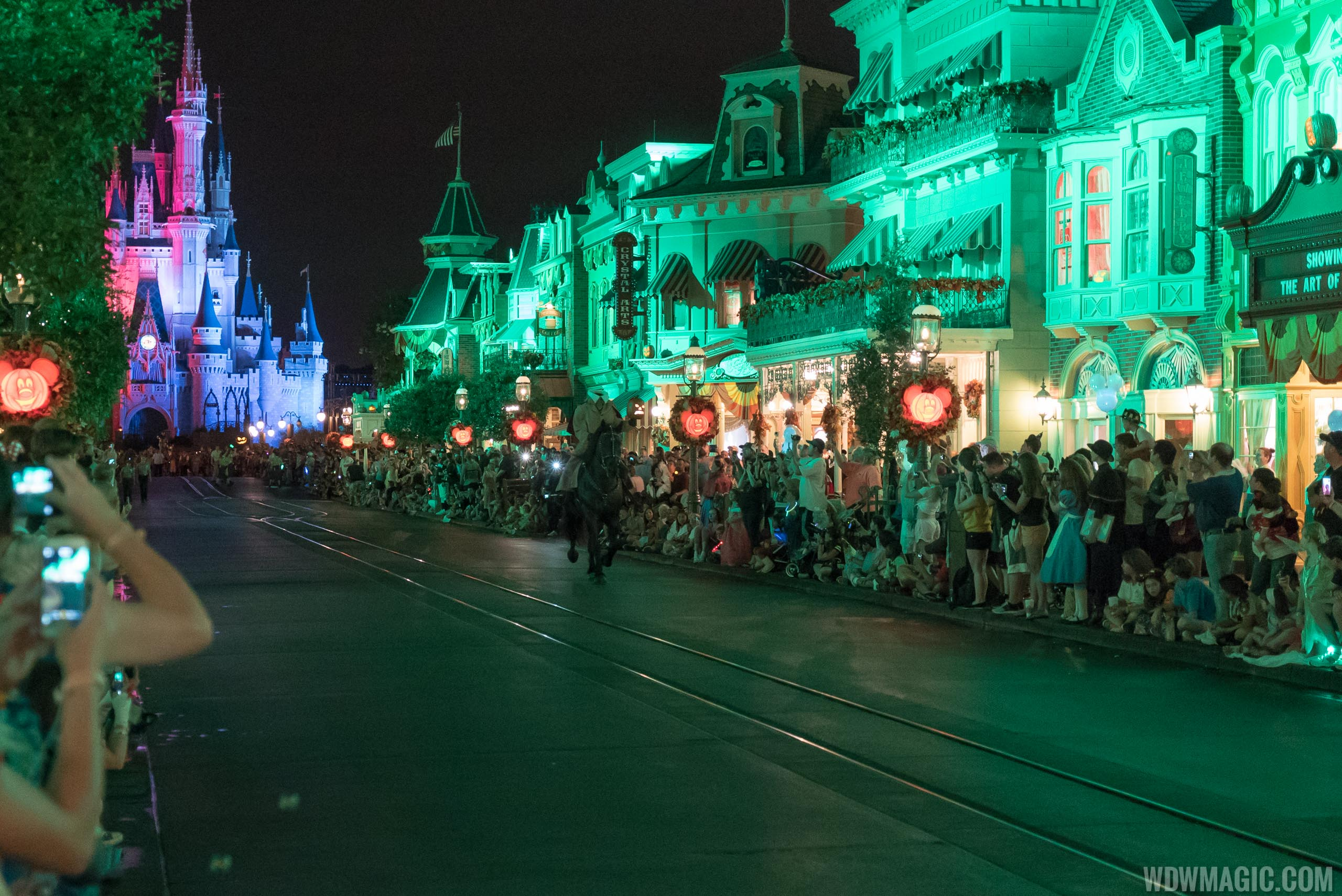 Dates released for Mickey's Not-So-Scary Halloween Party and ...