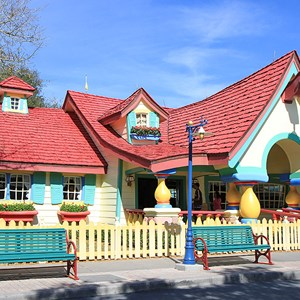 1 of 36: Mickey's Country House - Mickey's Country House - Exterior