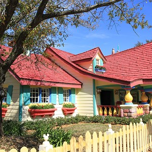 5 of 36: Mickey's Country House - Mickey's Country House - Exterior