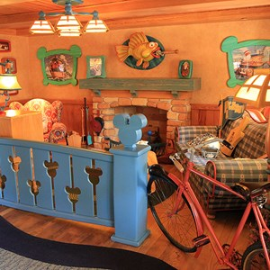 7 of 18: Mickey's Country House - Mickey's Country House - Interior