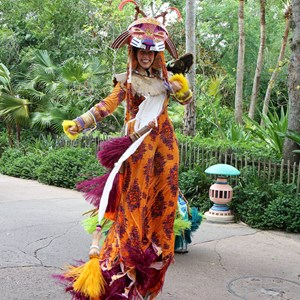 3 of 48: Mickey's Jammin' Jungle Parade - Mickey's Jammin' Jungle Parade