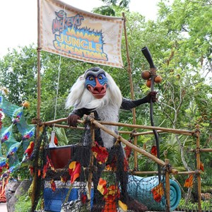 5 of 48: Mickey's Jammin' Jungle Parade - Mickey's Jammin' Jungle Parade