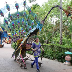 6 of 48: Mickey's Jammin' Jungle Parade - Mickey's Jammin' Jungle Parade