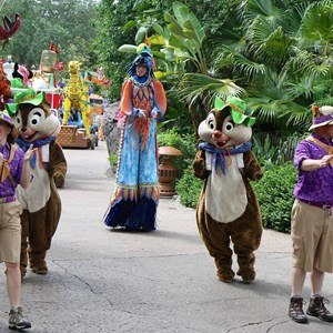 12 of 48: Mickey's Jammin' Jungle Parade - Mickey's Jammin' Jungle Parade