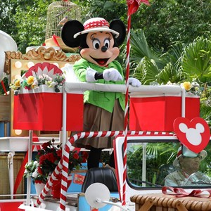 15 of 48: Mickey's Jammin' Jungle Parade - Mickey's Jammin' Jungle Parade