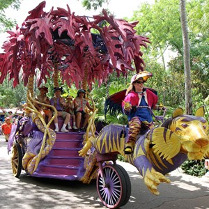30 of 48: Mickey's Jammin' Jungle Parade - Mickey's Jammin' Jungle Parade