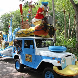 37 of 48: Mickey's Jammin' Jungle Parade - Mickey's Jammin' Jungle Parade