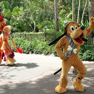 43 of 48: Mickey's Jammin' Jungle Parade - Mickey's Jammin' Jungle Parade