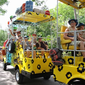 45 of 48: Mickey's Jammin' Jungle Parade - Mickey's Jammin' Jungle Parade