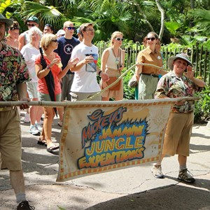 48 of 48: Mickey's Jammin' Jungle Parade - Mickey's Jammin' Jungle Parade