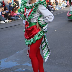 43 of 62: Mickey's Once Upon a Christmastime Parade - Mickey's Once Upon a Christmastime Parade 2009