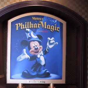 7 of 12: Mickey's Philharmagic - Photos from the Philharmagic previews