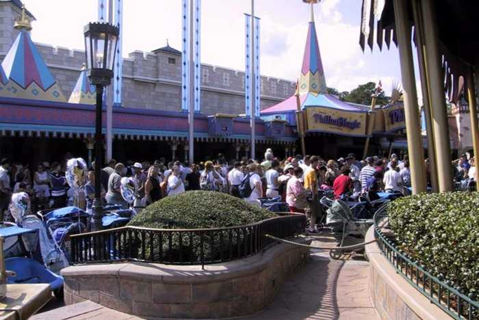 Big crowds at the newly opened Philharmagic