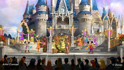 Seasonal updates coming to Mickey's Royal Friendship Faire