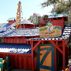 2 of 22: Mickey's Toontown Fair - Overview of Mickey's Toontown Fair