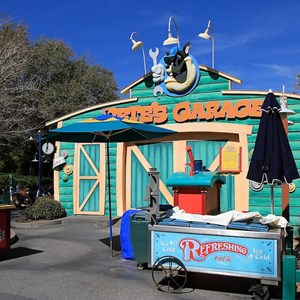 3 of 22: Mickey's Toontown Fair - Overview of Mickey's Toontown Fair
