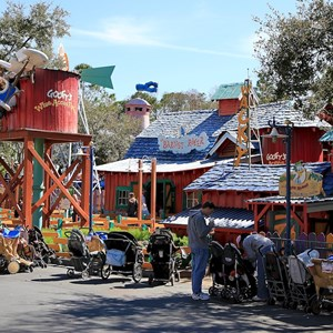 4 of 22: Mickey's Toontown Fair - Overview of Mickey's Toontown Fair