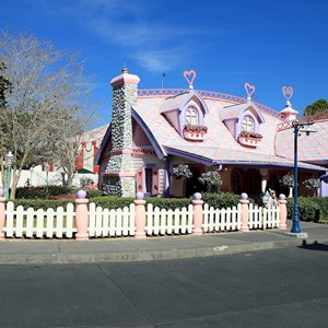 9 of 22: Mickey's Toontown Fair - Overview of Mickey's Toontown Fair