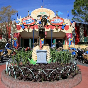 10 of 22: Mickey's Toontown Fair - Overview of Mickey's Toontown Fair