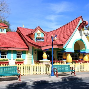 11 of 22: Mickey's Toontown Fair - Overview of Mickey's Toontown Fair