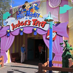 12 of 22: Mickey's Toontown Fair - Overview of Mickey's Toontown Fair