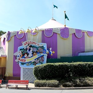 17 of 22: Mickey's Toontown Fair - Overview of Mickey's Toontown Fair