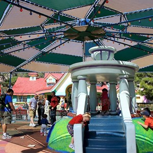 19 of 22: Mickey's Toontown Fair - Overview of Mickey's Toontown Fair