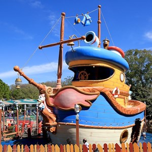 21 of 22: Mickey's Toontown Fair - Overview of Mickey's Toontown Fair