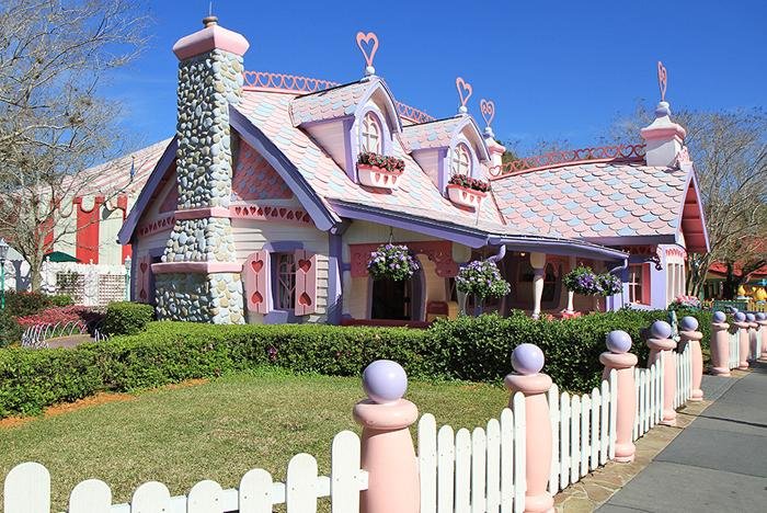 Minnie's Country House - exterior