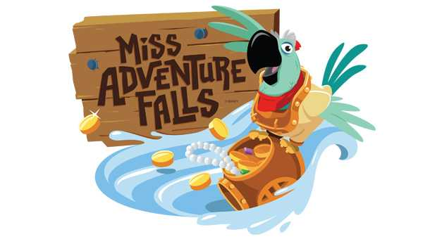 Miss Adventure Falls logo