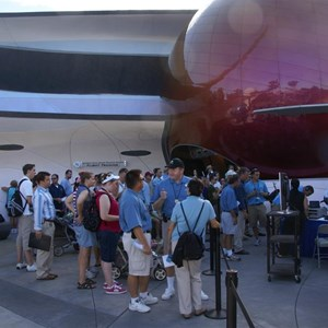 7 of 43: Mission: SPACE - NASA astronaut visit