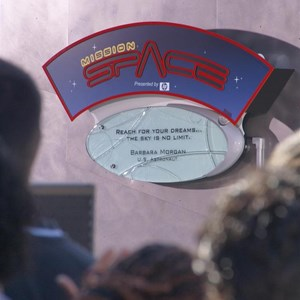 21 of 43: Mission: SPACE - NASA astronaut visit
