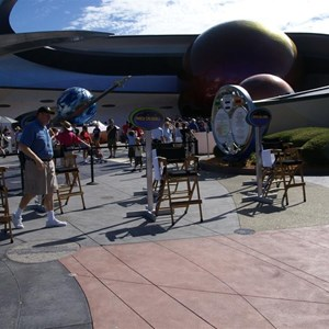 22 of 43: Mission: SPACE - NASA astronaut visit