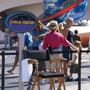 24 of 43: Mission: SPACE - NASA astronaut visit