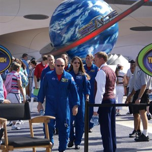 26 of 43: Mission: SPACE - NASA astronaut visit