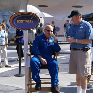 31 of 43: Mission: SPACE - NASA astronaut visit
