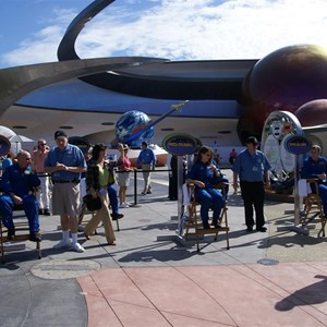 33 of 43: Mission: SPACE - NASA astronaut visit