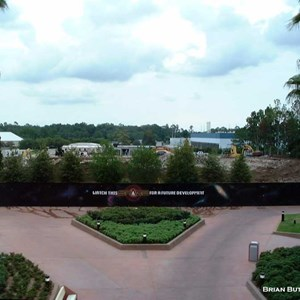 1 of 1: Mission: SPACE - Ground clearing for Mission: SPACE complete