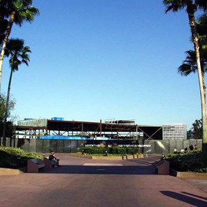 1 of 5: Mission: SPACE - Latest construction