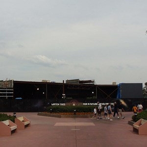 5 of 5: Mission: SPACE - Latest construction
