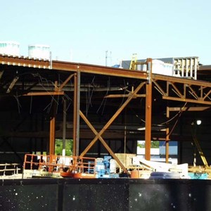 4 of 9: Mission: SPACE - Latest construction