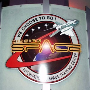 3 of 7: Mission: SPACE - New preview area at Innoventions