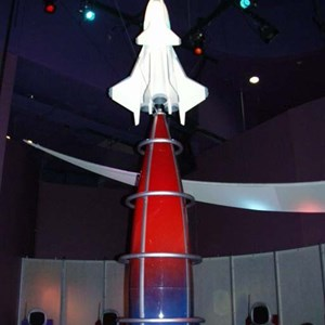 4 of 7: Mission: SPACE - New preview area at Innoventions