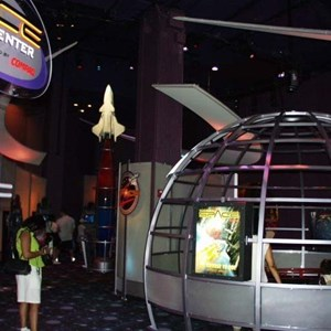 7 of 7: Mission: SPACE - New preview area at Innoventions