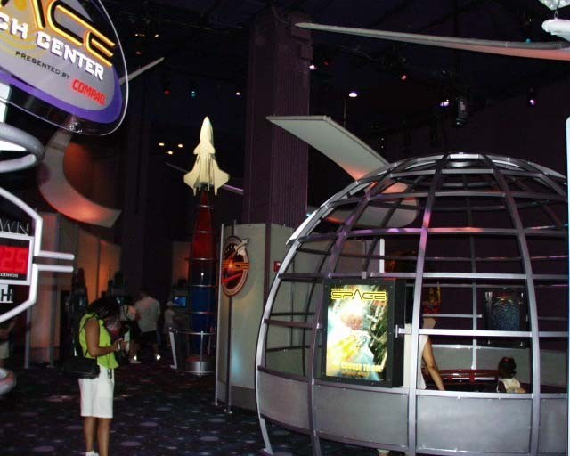 New preview area at Innoventions